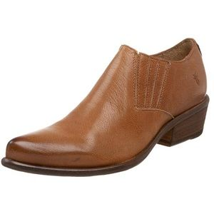 Frye Hutch Ankle Boots